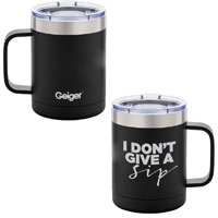 BASECAMP® ZION MUG WITH GIVE A SIP IMPRINT