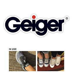 GEIGER APPLIQUE